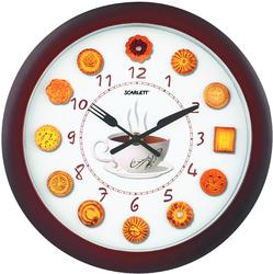 фото Настенные часы Scarlett SC-25QA