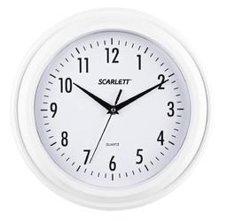 фото Настенные часы Scarlett SC-55QG