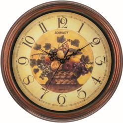 фото Настенные часы Scarlett SC-25L