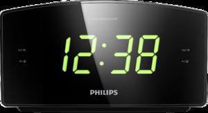 Фото часов Philips AJ 3400 с радио