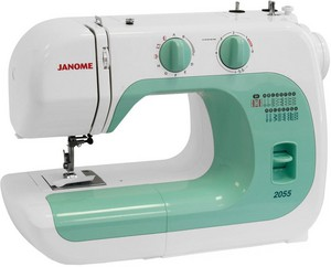 фото Швейная машина Janome 2055