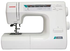 Фото швейной машинки Janome 7524A