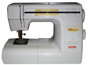 фото Швейная машина Janome My Excel 23L/My Excel 1231
