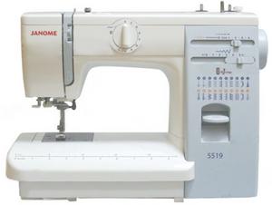 фото Швейная машина Janome 419S/5519