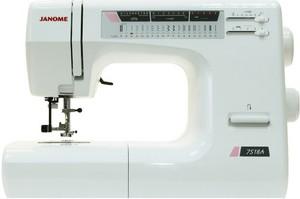фото Швейная машина Janome 7518A
