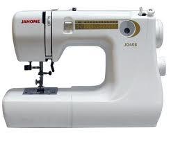 Фото швейной машинки Janome JG408
