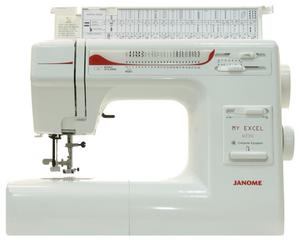 фото Швейная машина Janome My Excel W23U