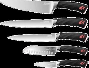 Фото набора ножей Rondell Anatomie RD-461