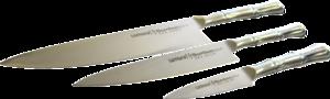 Фото набора ножей Samura Bamboo SBA-0220