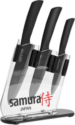 Фото набора ножей Samura Eco-Ceramic SKC-001B