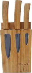 Фото набора ножей Winner WR-7311