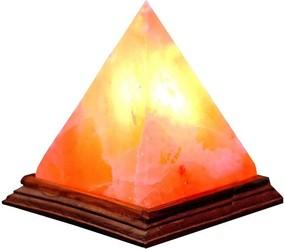 фото Соляная лампа Wonder Life Пирамида XL 3 кг