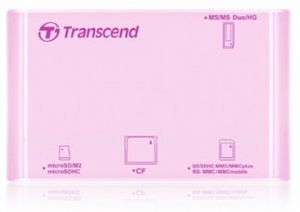 фото Card reader Transcend P8 TS-RDP8R All in 1