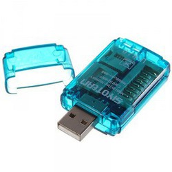 фото Card Reader Siyoteam SY-568 USB