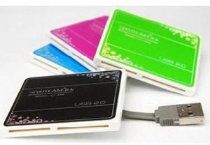 Фото cardreader Card Reader Siyoteam SY-682 USB