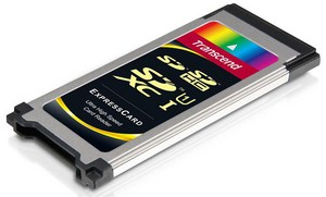фото Card Reader Transcend ExpressCard TS-RDF1