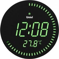 фото Настенные часы Uniel UTL-10G