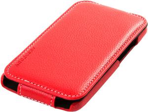 Фото кожаного чехла для HTC One X Aksberry