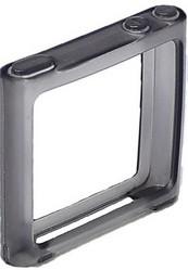 фото Чехол-бампер для Apple iPod nano 6G Clever Case TPU полиуретан