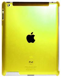фото Чехол для Apple iPad 3 Puro Crystal Cover Fluo
