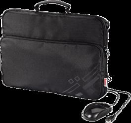 "фото Сумка HAMA Mazzano Notebook Kit H-53897 для ноутбука 10.2"" + мышь"