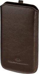 Фото кожаного чехла для Alcatel OT-986 HAMA Classic Casual H-115871