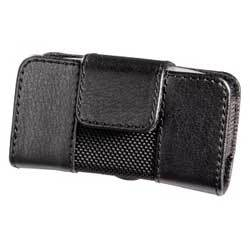 фото Чехол HAMA Classic Black размер S кожаный