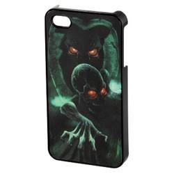 Накладка на заднюю часть для Apple iPhone 4 HAMA 3D Dark Skull H-118742 SotMarket.ru 420.000