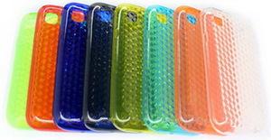 Фото полиуретанового чехла для HTC Legend Clever Case