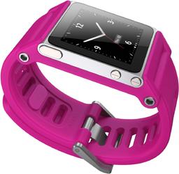 фото Чехол-браслет для Apple iPod nano 6G LunaTik TikTok