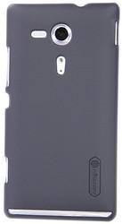 фото Накладка на заднюю часть для Sony Xperia SP Nillkin Super Frosted Shield