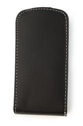фото Чехол для Nokia C6-01 Clever Case Premium вертикальный флип