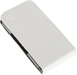 Фото раскладного чехла для Samsung S5250 Wave 525 Norton кожа рептилии