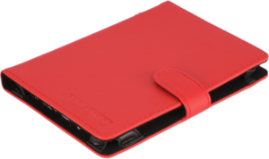 фото Чехол-обложка для PocketBook 613 Basic кожаный