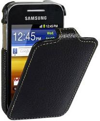 Фото кожаного чехла для Samsung S5360 Galaxy Y Aksberry