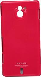 фото Задняя крышка для Sony XPERIA Sola SGP Ultra Thin