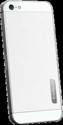 фото Наклейка на Apple iPhone 5 SGP Skin Guard Set Leather