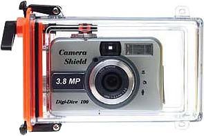 фото Подводный бокс для Sony Cyber-shot DSC-W380 Camerashield CS-R