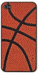 Наклейка для Apple iPhone 4S ZAGG LEATHERSkin Sport Basketball