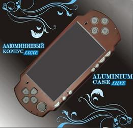 Чехол для Sony PSP Slim 2000 GameGuru Luxе PSP2000-Y028 SotMarket.ru 560.000
