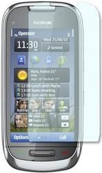 Защитная пленка для Nokia C7 Media Gadget Premium (RTL) антибликовая