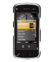 Фото пластикового чехла для Nokia N97 Case-mate Barely There