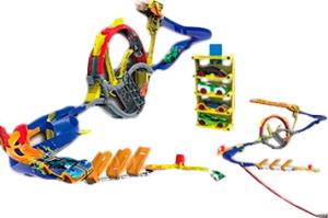 фото Автотрек S+S Toys Затяжной прыжок EC80372R