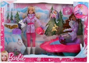 фото Barbie Арктический спасатель Mattel W3748