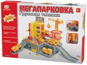Грузовая техника Мегапарковка S+S Toys EK11140R SotMarket.ru 1110.000