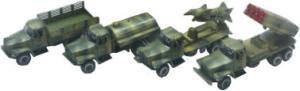 фото Набор машин TongDE Ракетный удар 10705