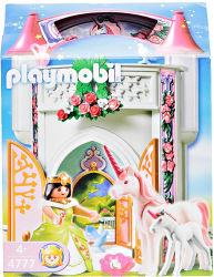 Фото Playmobil Замок единорога 4777