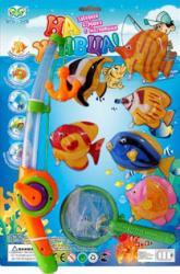 Фото игрушки для купания Рыбалка S+S Toys 80001REV