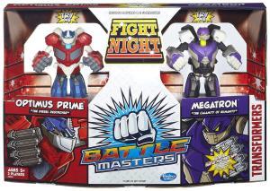 фото Transformers Битва Трансформеров Hasbro A6664H