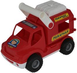фото Игрушка для ванной Автомобиль пожарная команда Полесье 0506